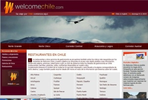 Wellcome Chile