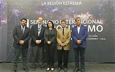 Seminario internacional potencia desarrollo del astroturismo en Chile