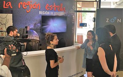 Limpios cielos de Región de Coquimbo llegan a Santiago en el Planetario USACH