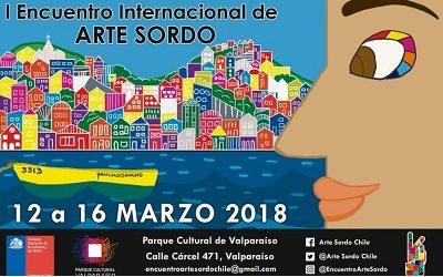 I Encuentro Internacional de Arte Sordo en Chile se realizará en Valparaíso