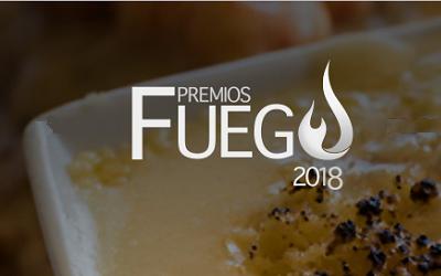 """Con votaciones """"on line"""" elegirán a cinco ganadores de los Premios Fuego 2018"""
