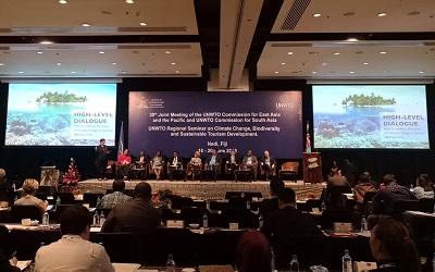 Las iniciativas y las medidas respetuosas con el clima son vitales para el turismo