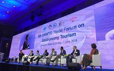 Foro Mundial de Turismo Gastronómico: aprovechar poder de tecnología
