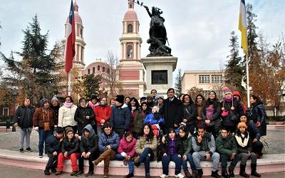 Viaje de estudios realizan alumnos de escuela especial gracias a Sernatur