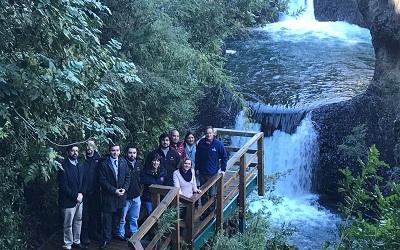 Bienes Nacionales y Turismo adjudican dos áreas en el Parque Nacional Siete Tazas