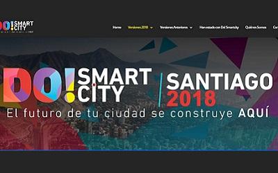 El miércoles 29 será mayor encuentro sobre ciudades inteligentes en el país