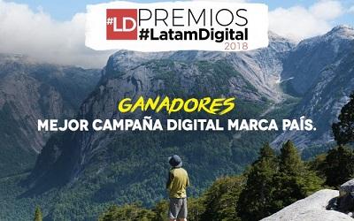 Campaña turística de Chile es la mejor de industria digital de Latinoamérica
