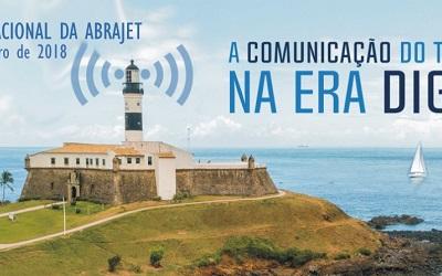 ABRAJET de Brasil anuncia nueva fecha para Congreso Nacional de periodistas