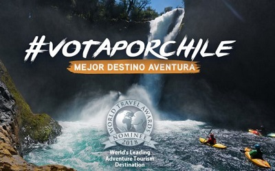 Campaña para consolidar a Chile como tricampeón en los Oscar del Turismo