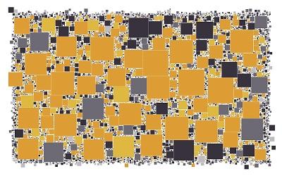 Algoritmos y diseño natural en la galería de arte Cava Palacio Cousiño