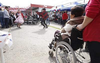 """En fonda """"Los Cojinoas"""" dieron 12 consejos para Fiestas Patrias inclusivas"""