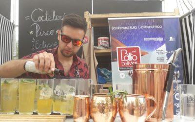 Gastronomía y cócteles regionales destacaron en Mercado Paula Gourmet