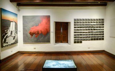 Exposición Colectiva Ganadores Premio Municipal Arte Joven 2018