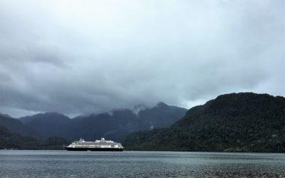 Puertos del Cono Sur proyecta exitosa temporada de cruceros en Chile