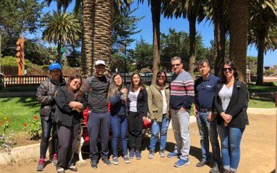 Operadores turísticos internacionales visitaron Región de O'Higgins