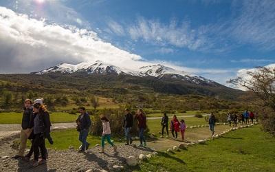 Campaña para reconstruir sendero principal de Parque Torres del Paine