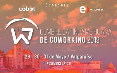 I Cumbre Latinoamericana de Coworking se realizará en mayo en Valparaíso
