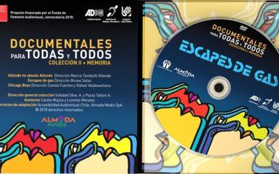 Colección de documentales para personas en situación de discapacidad sensorial