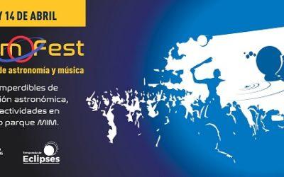 """""""Cosmofest"""": El evento del MIM que convertirá a la astronomía en un festival"""