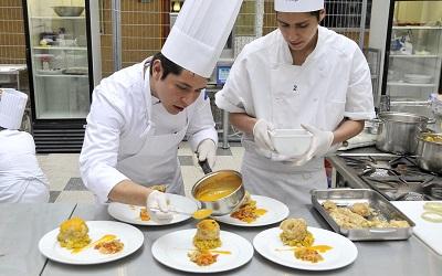 Concurso de Gastronomía para elegir representante al mundial Bocuse d'Or