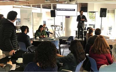 """Proyecto """"Conecta Turismo"""" para enfrentar desafíos de digitalización del sector"""