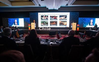 Fiexpo ratificó capacidad de Chile como anfitrión de eventos globales