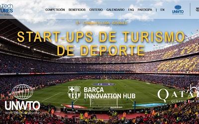 OMT y el Barça Innovation Hub buscan transformar el turismo deportivo