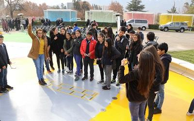 Inaugurada novedosa Plaza Solar en el MIM a días del eclipse del 2 de julio