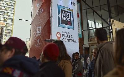 ArtStgo crece y se consolida como la feria de artistas más importante del país