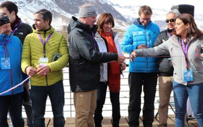A un millón cien mil esquiadores esperan en centros invernales de Chile