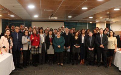 Autoridades de turismo se reúnen con instituciones de educación superior