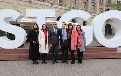 OMT eligió a Chile para poner el turismo al centro de la revolución digital