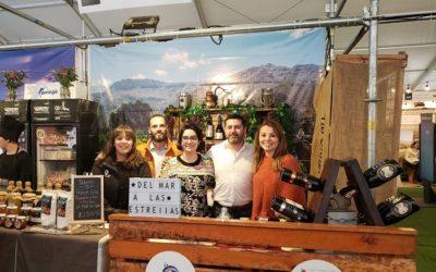 Muestra gastronómica de Coquimbo llega a la feria Mercado Paula Gourmet
