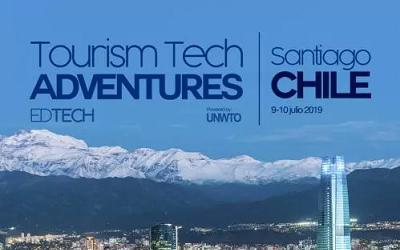 El próximo martes 9 parte el Tourism Tech Adventures para las Américas