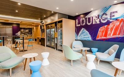 Ibis Budget en Providencia: un nuevo hotel abre en pleno barrio Montt