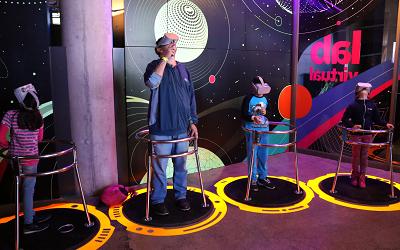 MIM abrirá una nueva sala de realidad virtual que debutará el Día del Niño