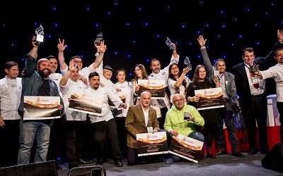Puesta en valor de la cocina chilena es el gran aporte de Premios Fuego