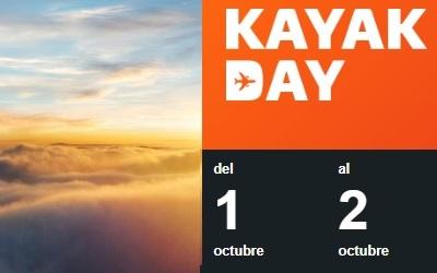 KAYAK DAY, un evento de promoción turística online para planificar viajes