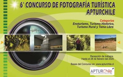 Comenzó sexta versión de Concurso de Fotografía Turística de APTUR Chile