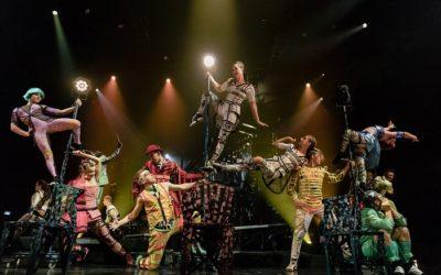 Por primera vez llega a Latinoamérica espectáculo Bazzar de Cirque Du Soleil