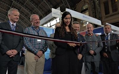 Comenzó quinta versión de Expo Andes en Centro Cultural Estación Mapocho