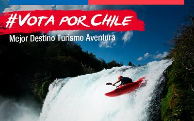 Chile busca ser elegido por cuarto año Mejor Destino de Aventura del Mundo