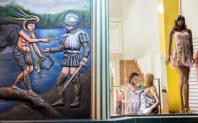 Manta-Manaus: fotos de los habitantes de una ruta que nunca se construyó