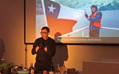 Por primera vez Chile promocionó sus destinos turísticos en Hamburgo