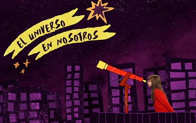 Lanzan serie animada para acercar la astronomía a niñas y niños chilenos