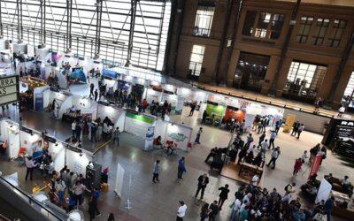 Emprendedores apuestan por la reactivación en nueva Feria de Asech