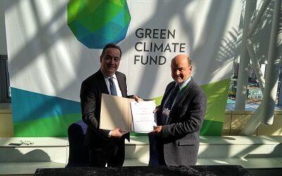 Fondo Verde para el Clima otorga recursos a Chile para mitigar cambio climático