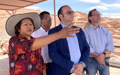 Alto potencial turístico tiene Pukará de Quitor en San Pedro de Atacama