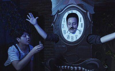 El reloj de la bestia: teatro familiar creado a partir de la lengua de señas chilena