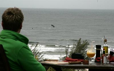 Aún hay tiempo para avistar ballenas en la costa de Santa Catarina, Brasil